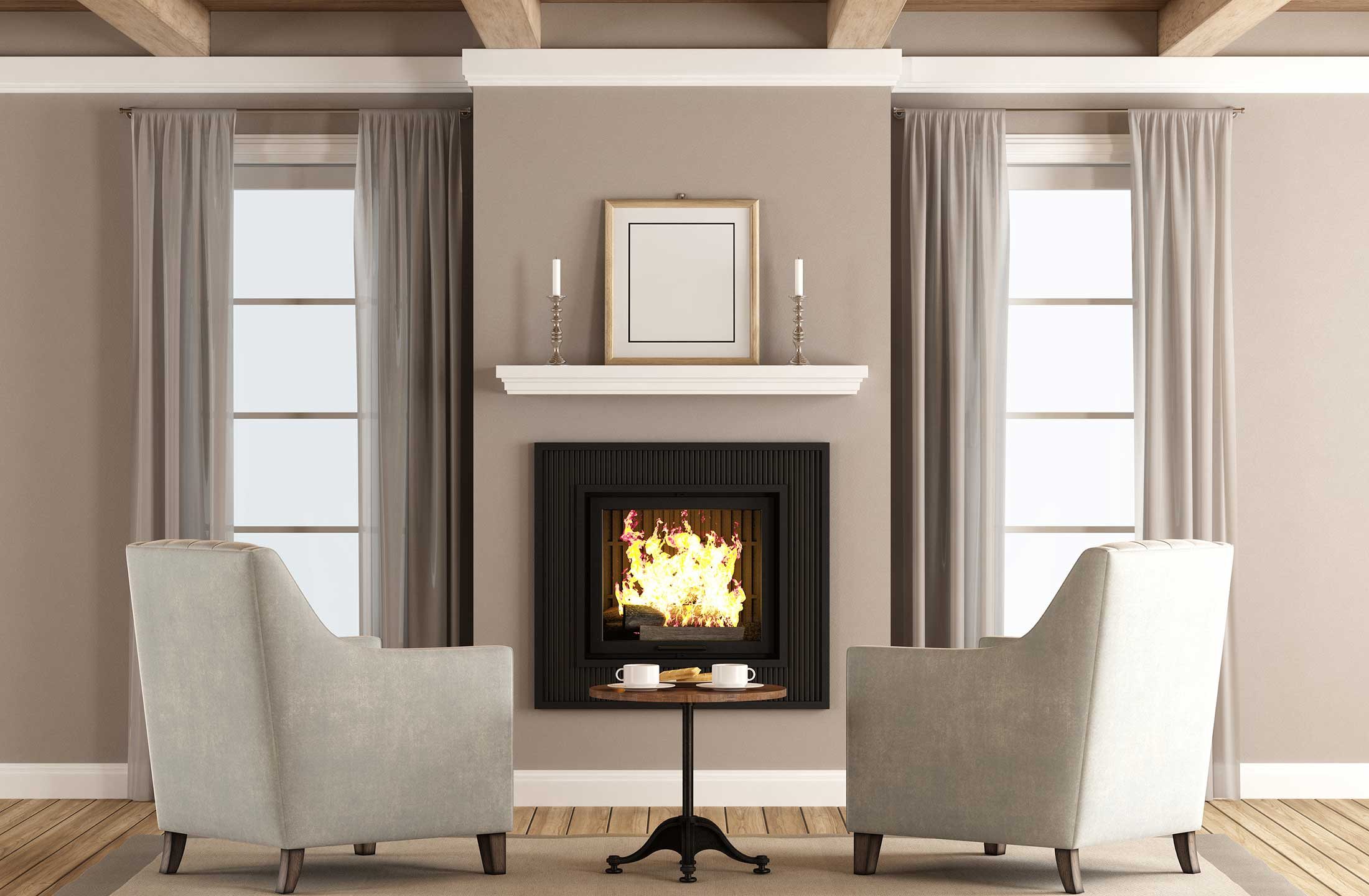 Not Sure What Fireplace You Need?